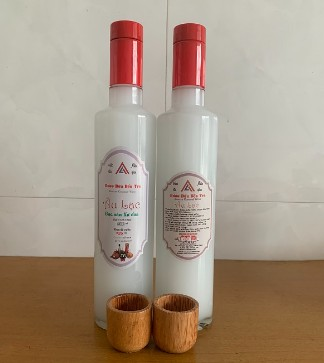 Rượu dừa chai 500ml