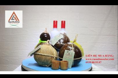 Video Tổng hợp các sản phẩm của Rượu Dừa Âu Lạc